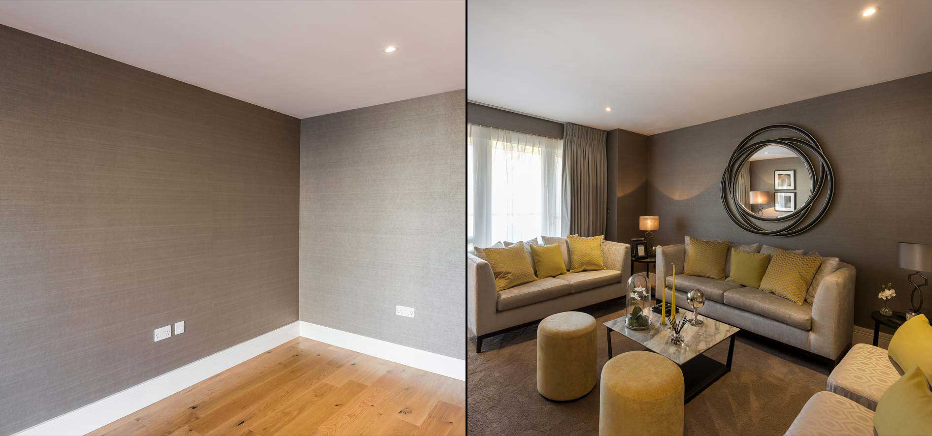 14-Napier-Square-Bromyard-Avenue-lounge-before-after