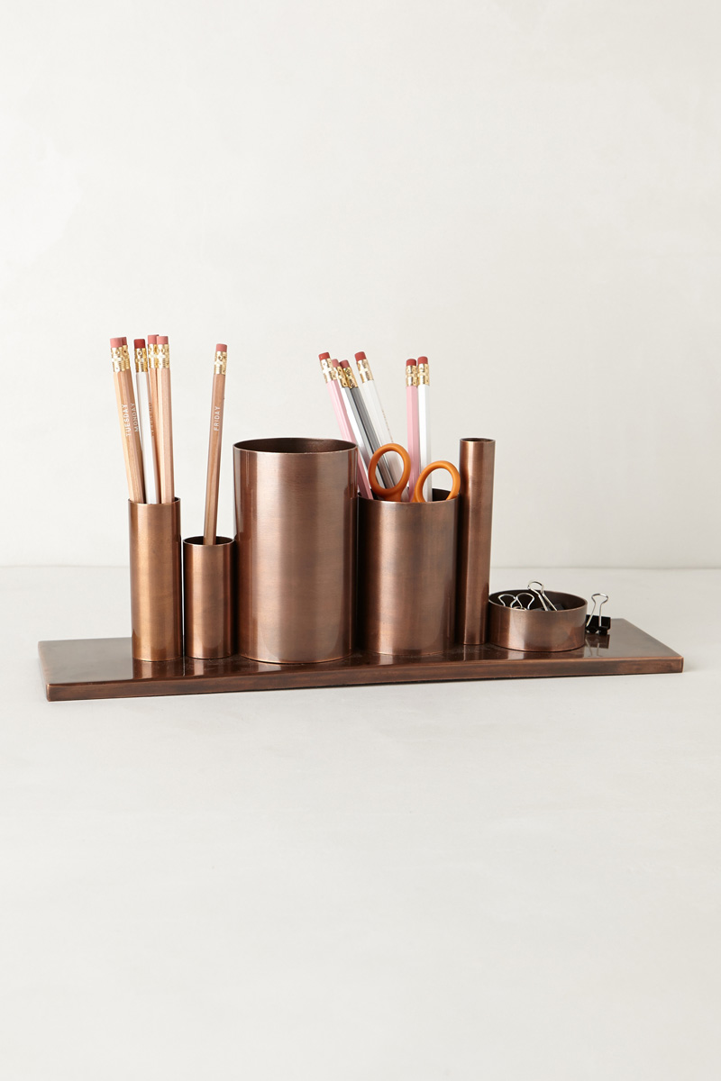 Multiples pencil holder, £44